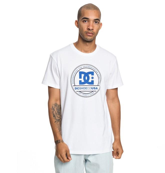 0 Phenomom - T-shirt pour Homme Blanc EDYZT03907 DC Shoes