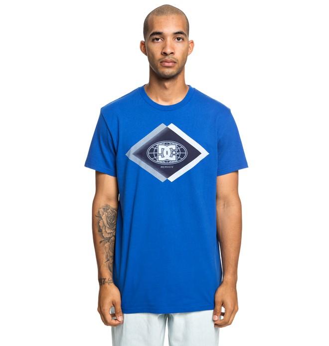 0 Co Defendant - T-Shirt für Männer Blau EDYZT03910 DC Shoes