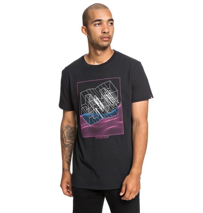 0 Suspension - T-Shirt für Männer Schwarz EDYZT03932 DC Shoes