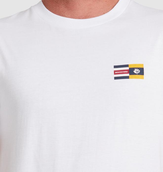 DC X Magenta - T-Shirt for Men  EDYZT04198