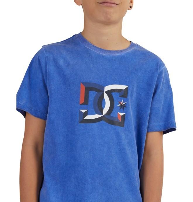 BOYS DIMENSIONAL SS TEE  UDBZT03321