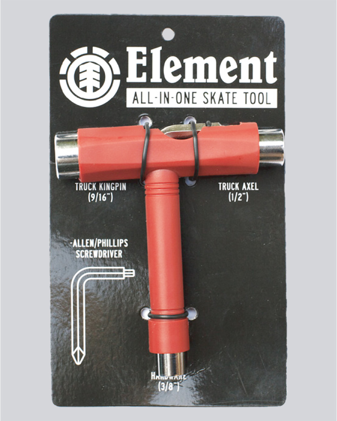0 All In One Skate  04AH07ELPP Element