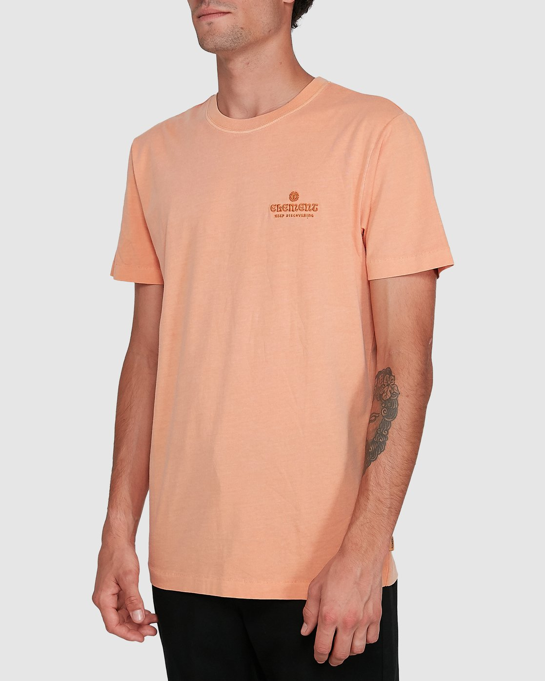 2 KEEP DISCOVERING SHORT SLEEVE TEE  102007 Element