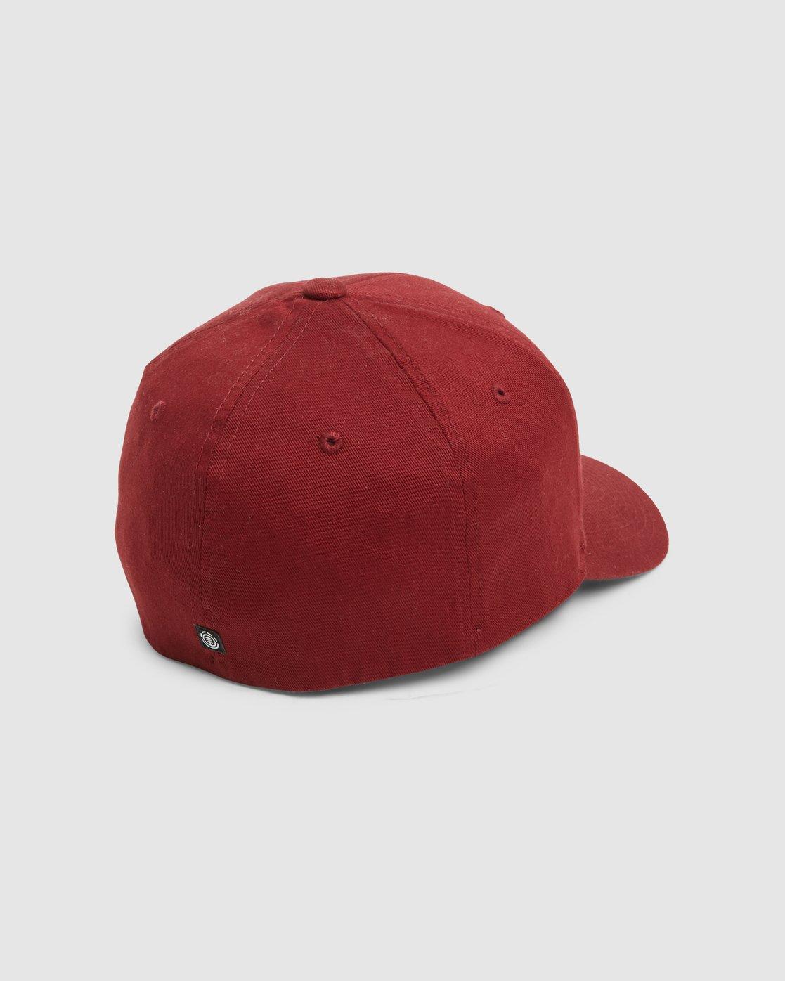 3 GYM FLEXFIT CURVED CAP  102603 Element