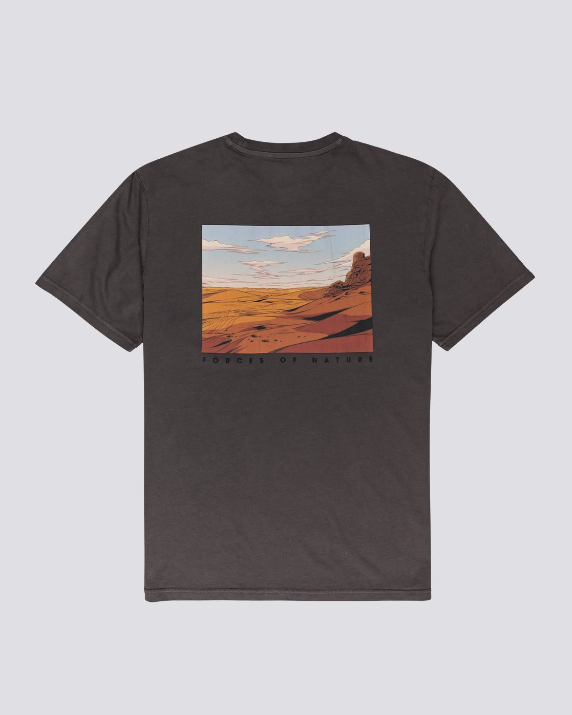 1 Star Wars X Element Pigment Wind T Shirt Grey 104001 Element
