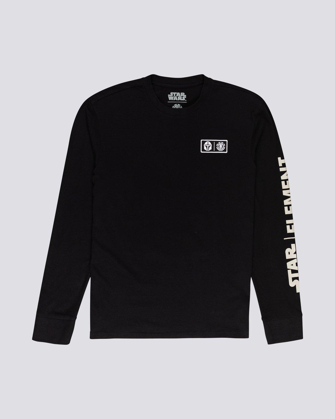 0 Star Wars X Element Nâ°11 The Child Long Sleeve T Shirt  104051 Element