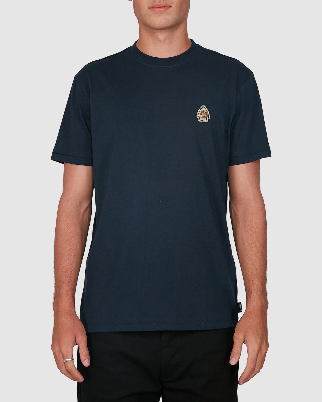 0 FORCE OF NATURE SHORT SLEEVE TEE Blue 105008 Element