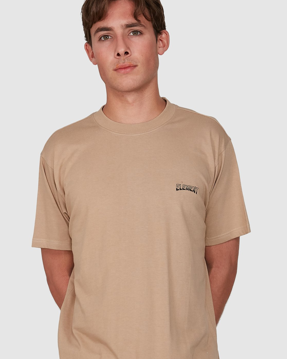 3 Fast Service Short Sleeve Tee Green 105010 Element
