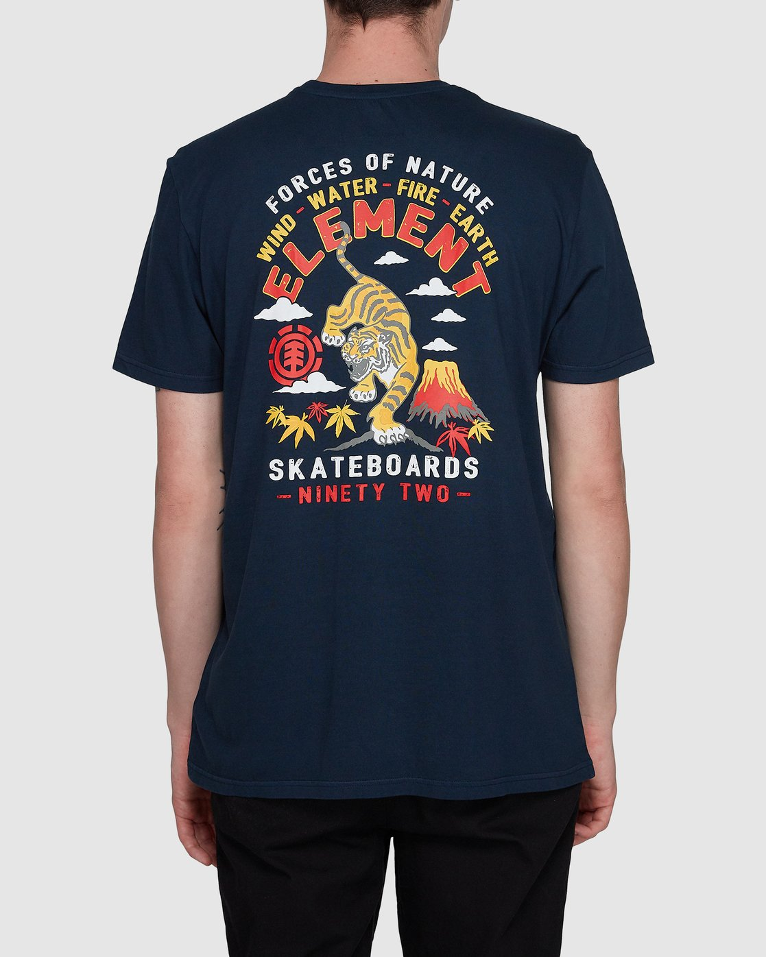 1 Freedom Tiger Tee  107002 Element