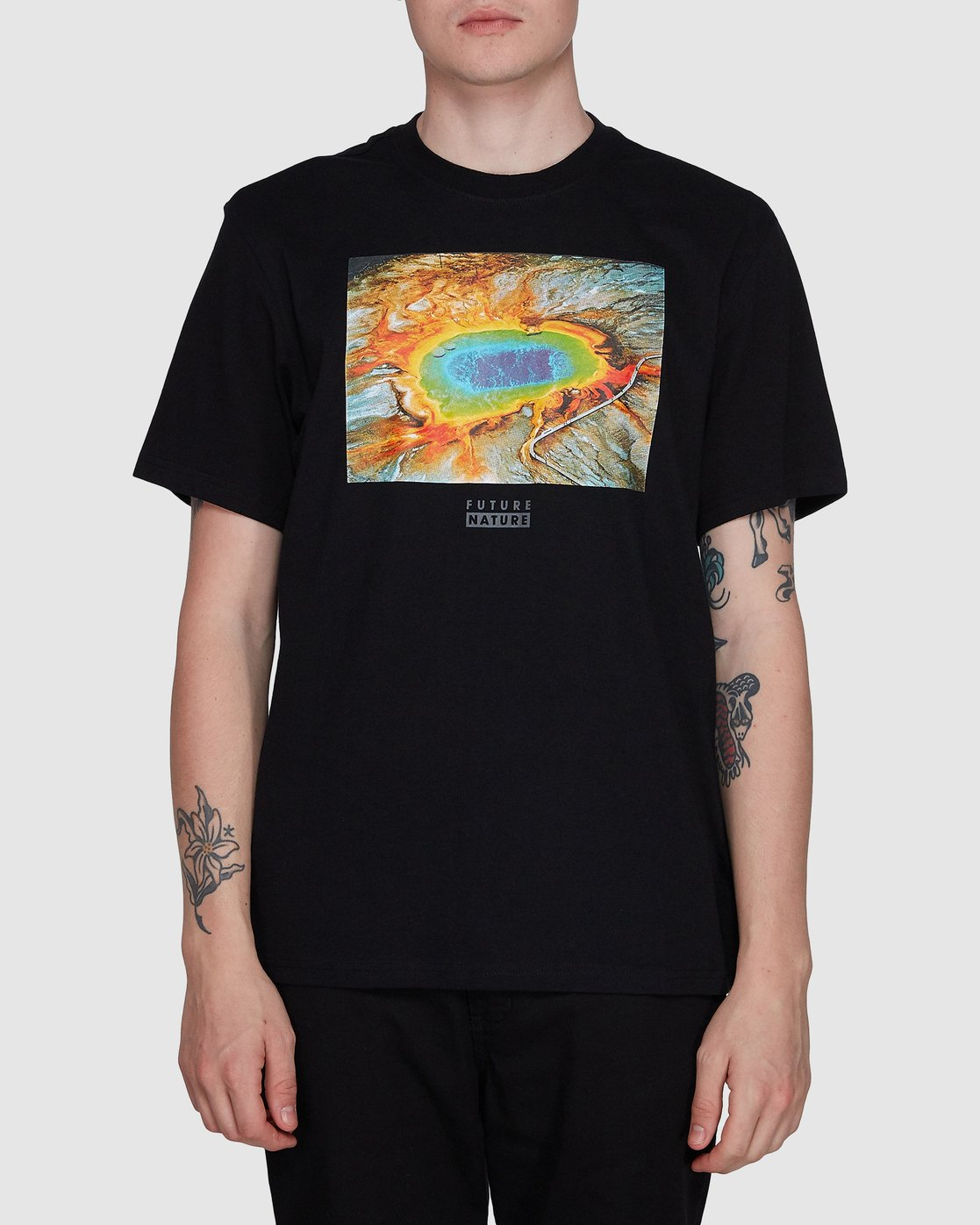 0 Geyser Ss Tee  107030 Element