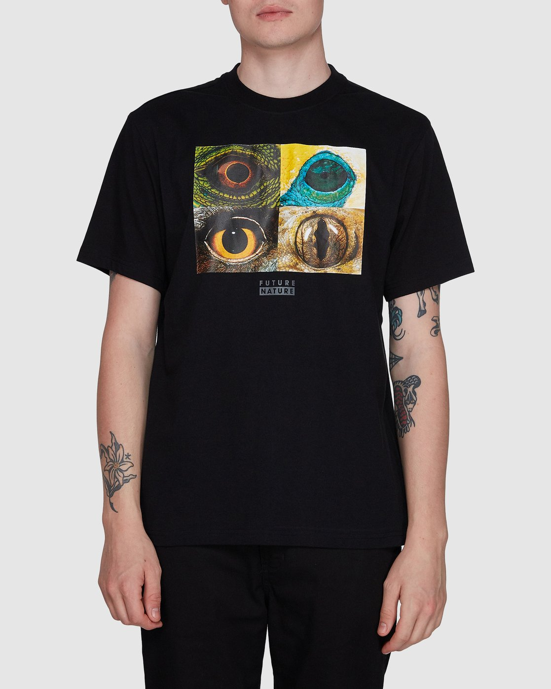 0 Optical Ss Tee Black 107033 Element