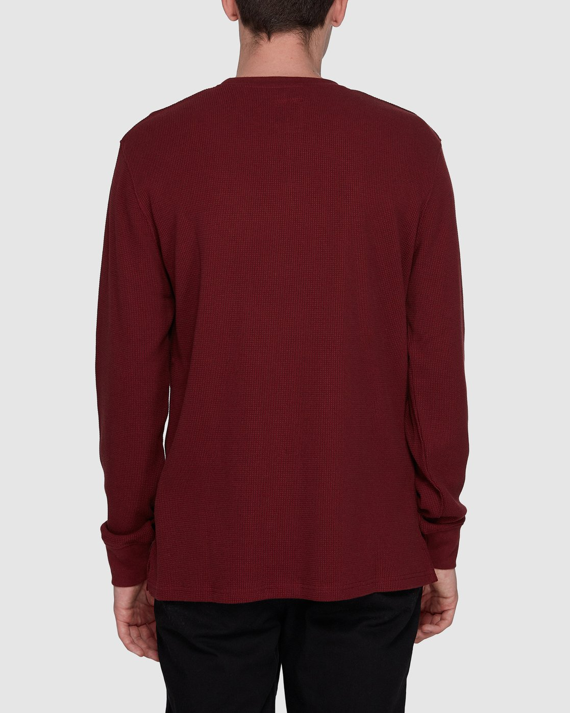 1 SPECTRA LONG SLEEVE TEE Red 107051 Element
