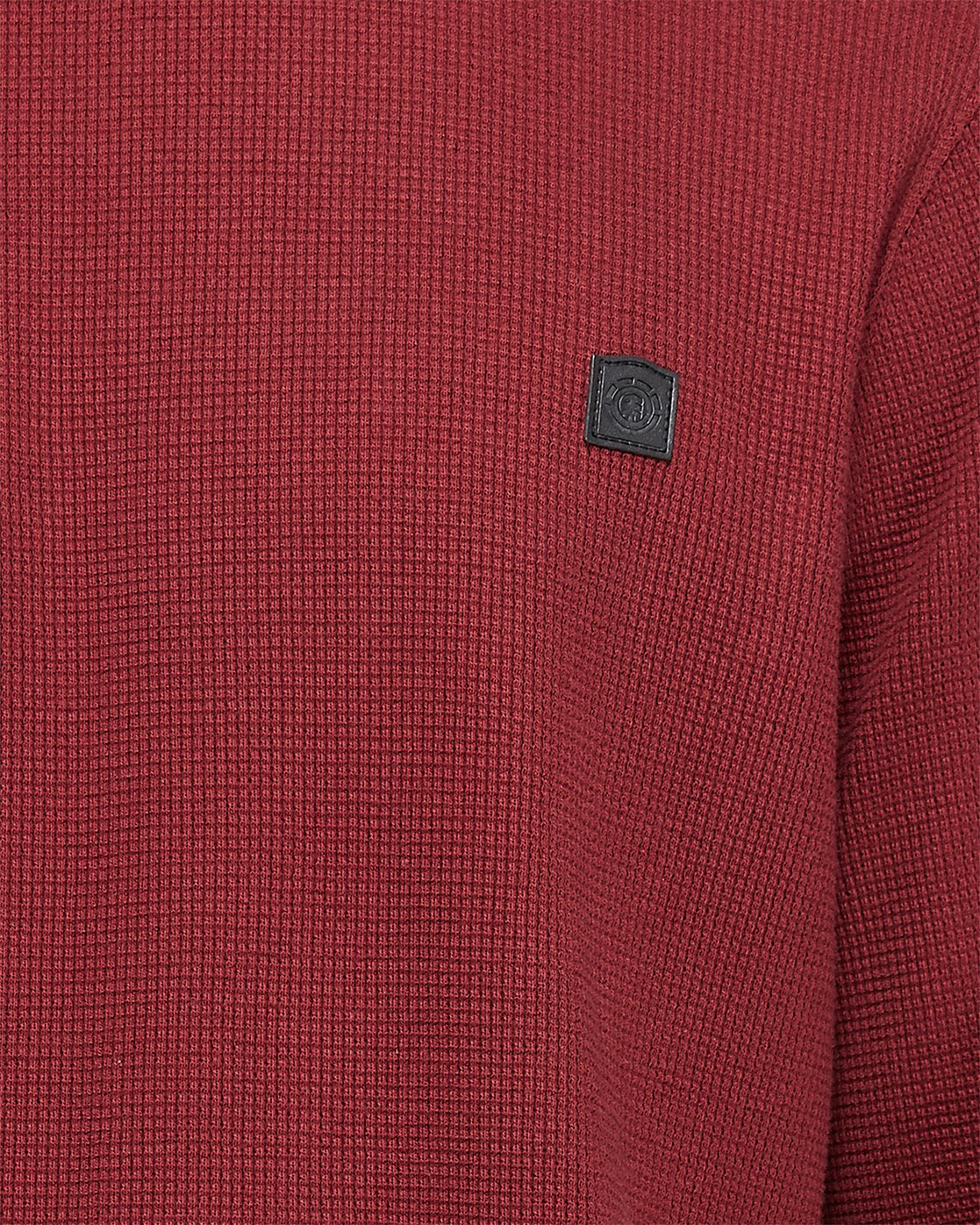 4 SPECTRA LONG SLEEVE TEE Red 107051 Element