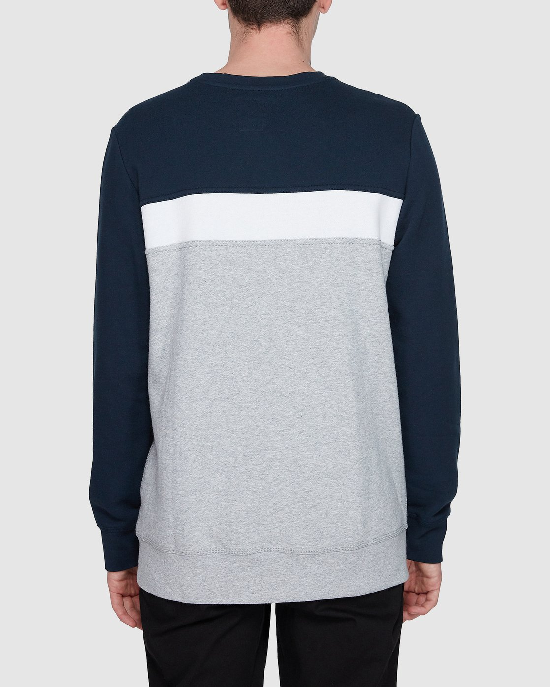 1 Alder Crew Fleece Blue 107302 Element