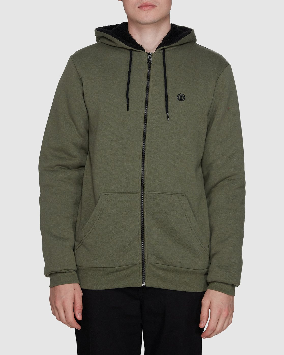 0 Cornell Jacket Green 107305 Element