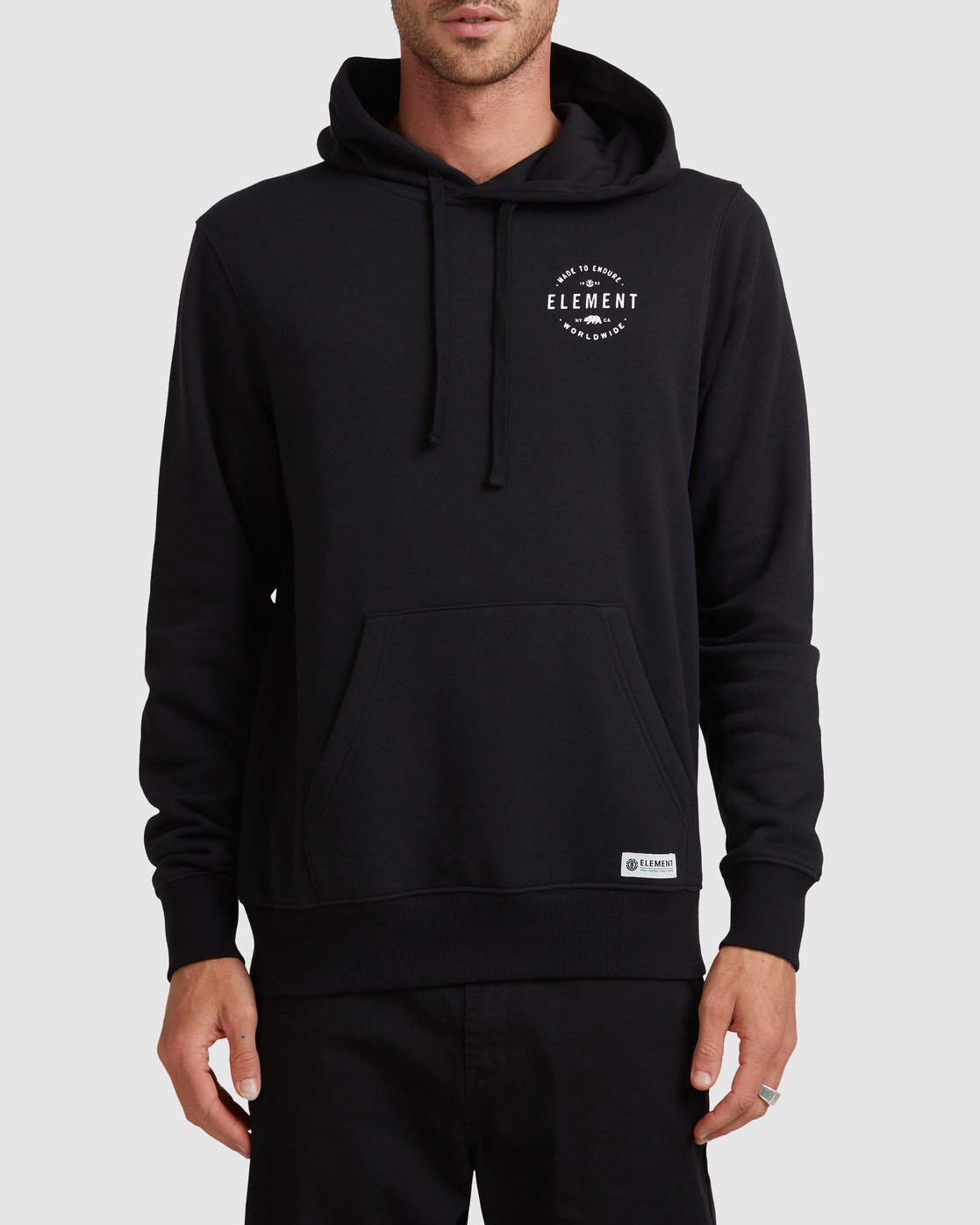 1 NYCA ENSURE HOODIE Black 107324 Element