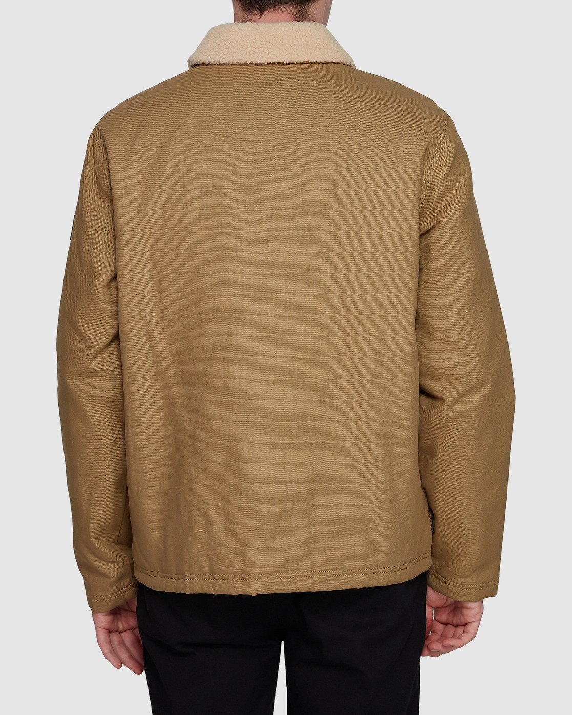 1 Murray Work Jacket Brown 107457 Element