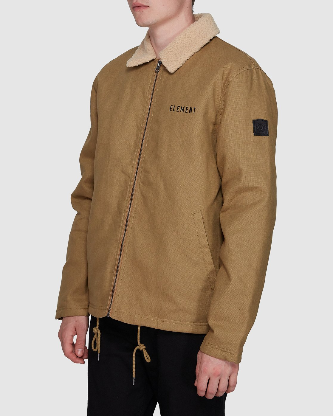 2 Murray Work Jacket Brown 107457 Element