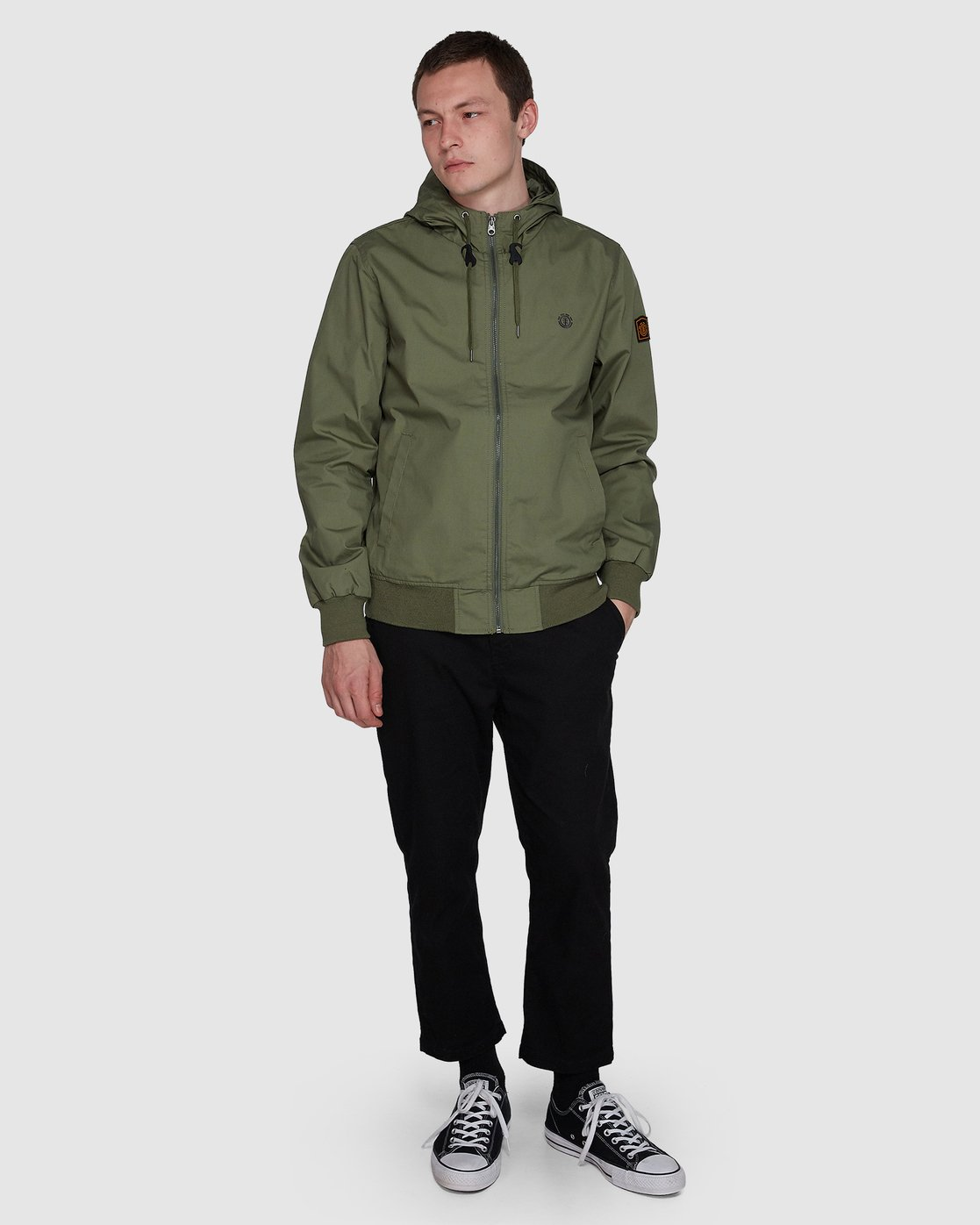 5 Dulcey Light Jacket  107460 Element