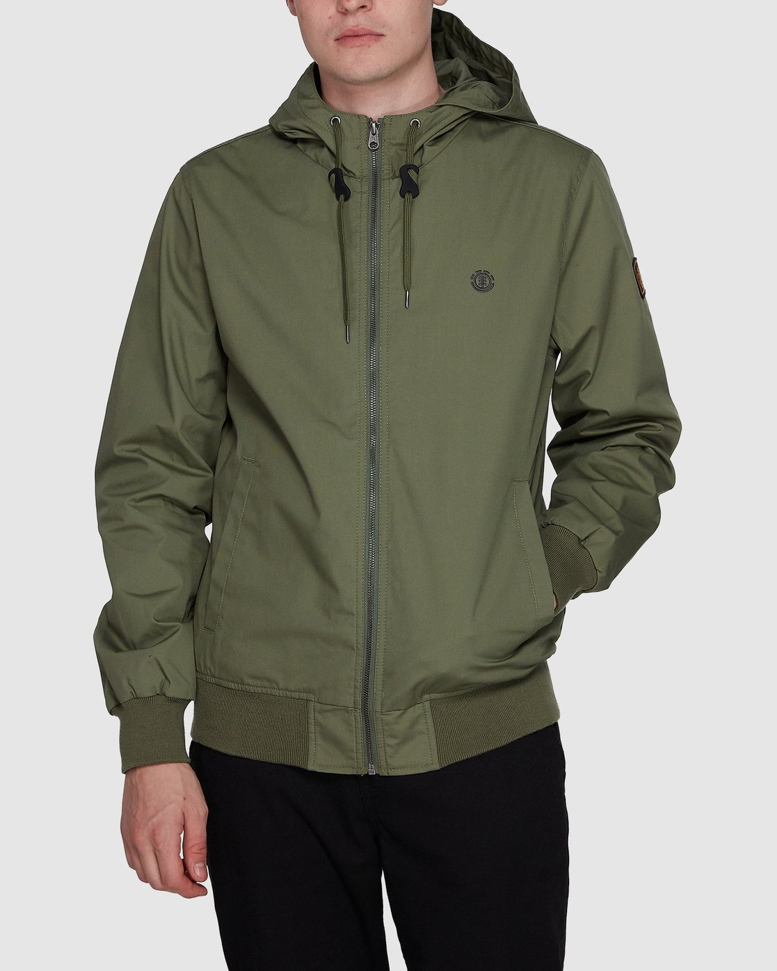 1 Dulcey Light Jacket  107460 Element