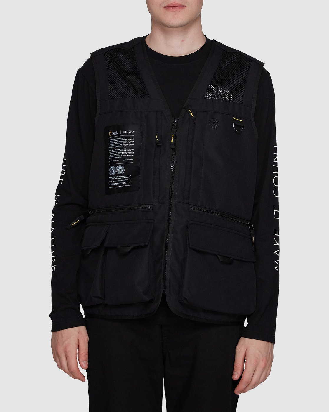 0 AETHER VEST  107468 Element