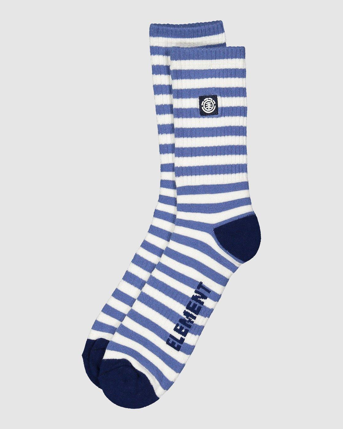 2 Resplend Socks Blue 107692 Element