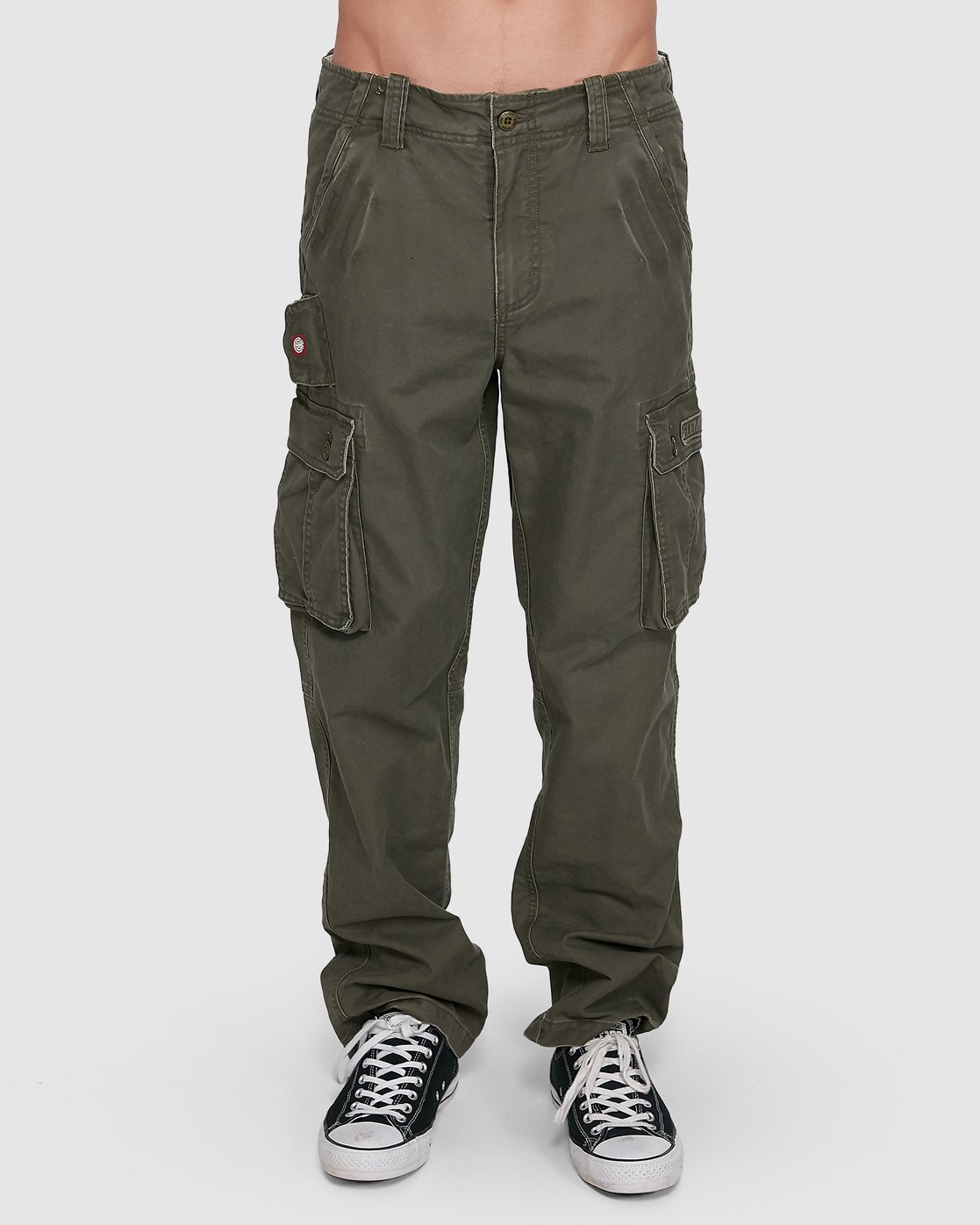 0 Source Cargo Pant Green 134243 Element
