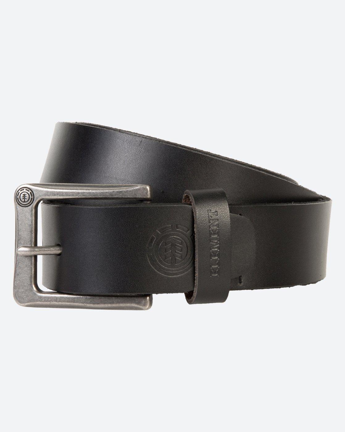 0 Poloma Belt Black 163721 Element