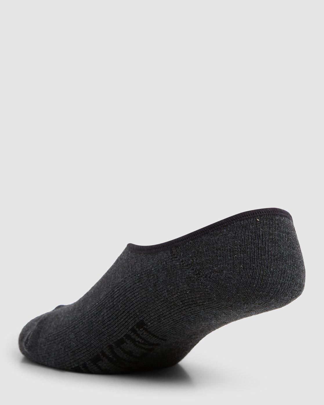 2 Element Nudie Socks Grey 166697 Element