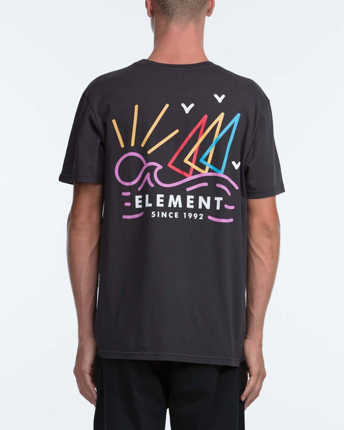 1 SAIL SS TEE  173004 Element