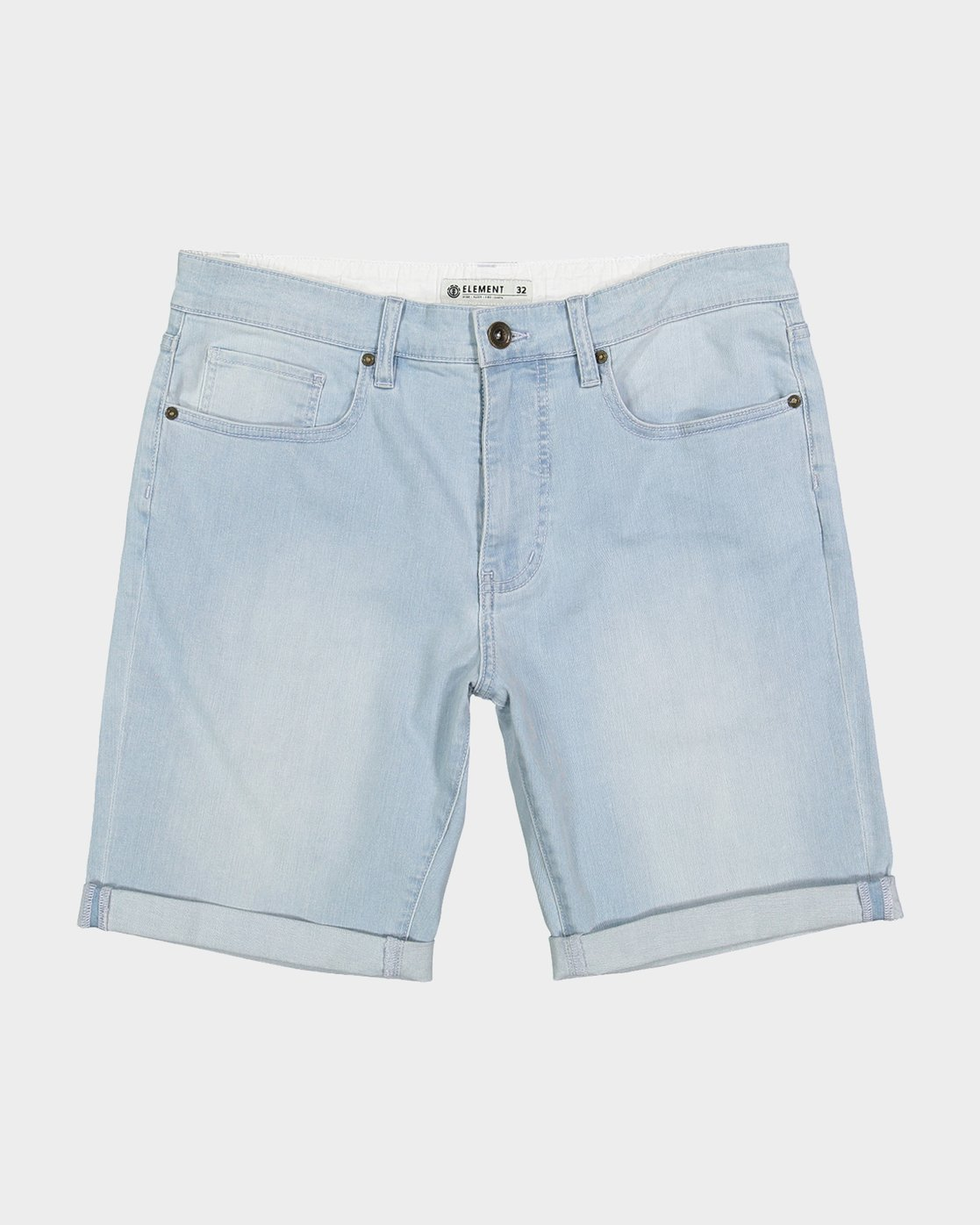 4 LUDLOW WALKSHORT Blue 173366 Element