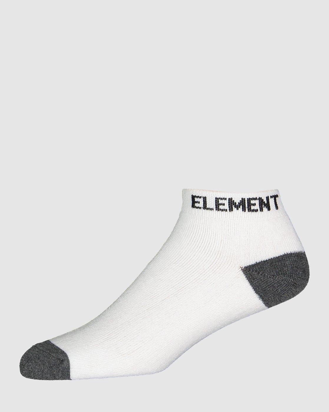 4 Ankle Socks  5 Pack  173692 Element