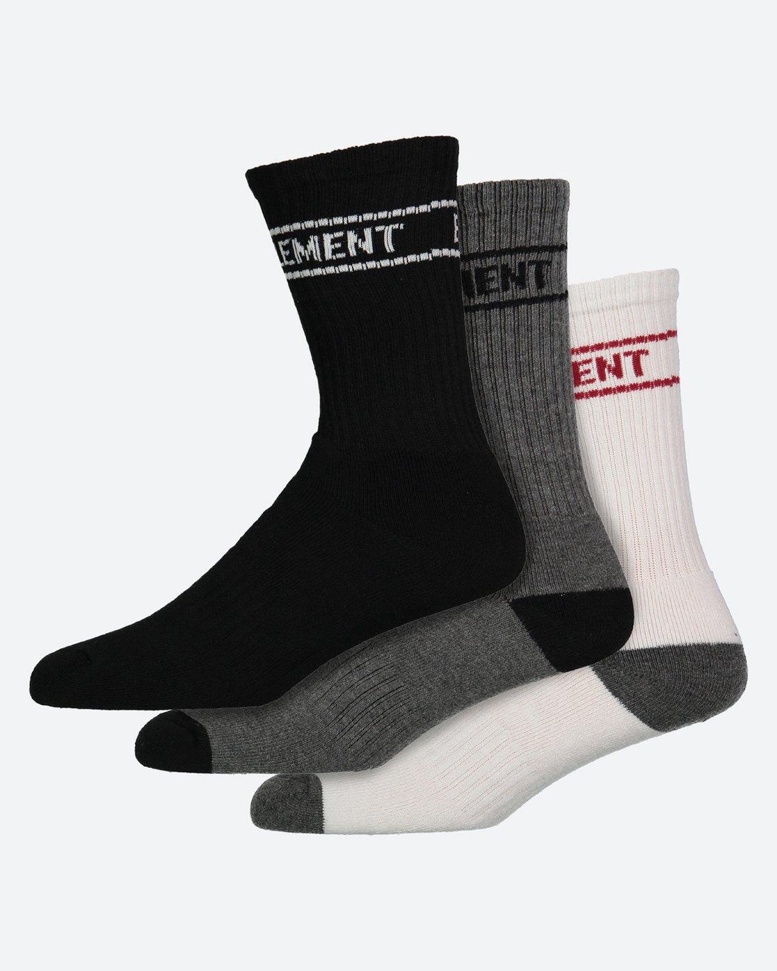 0 Sport Socks 5Pk  173693 Element
