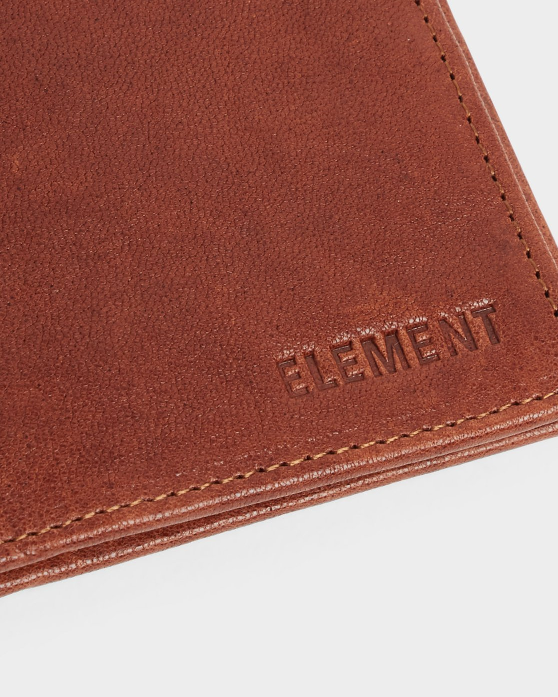 5 Chief Wallet Brown 174571 Element