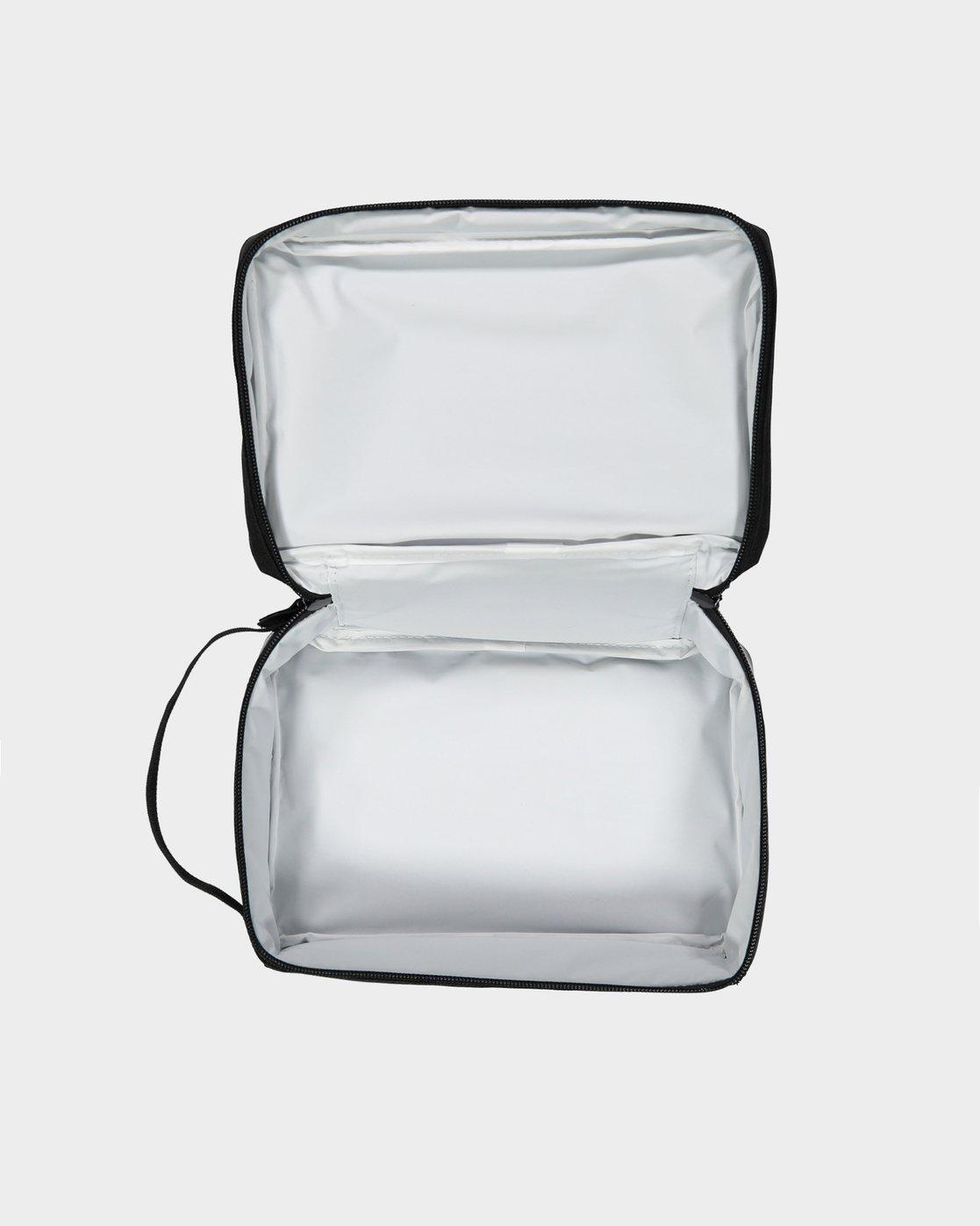 2 Skool Lunch Box Black 174742 Element