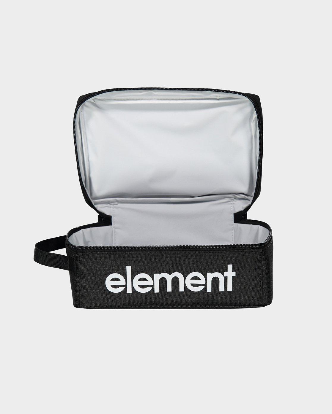 3 Skool Lunch Box Black 174742 Element
