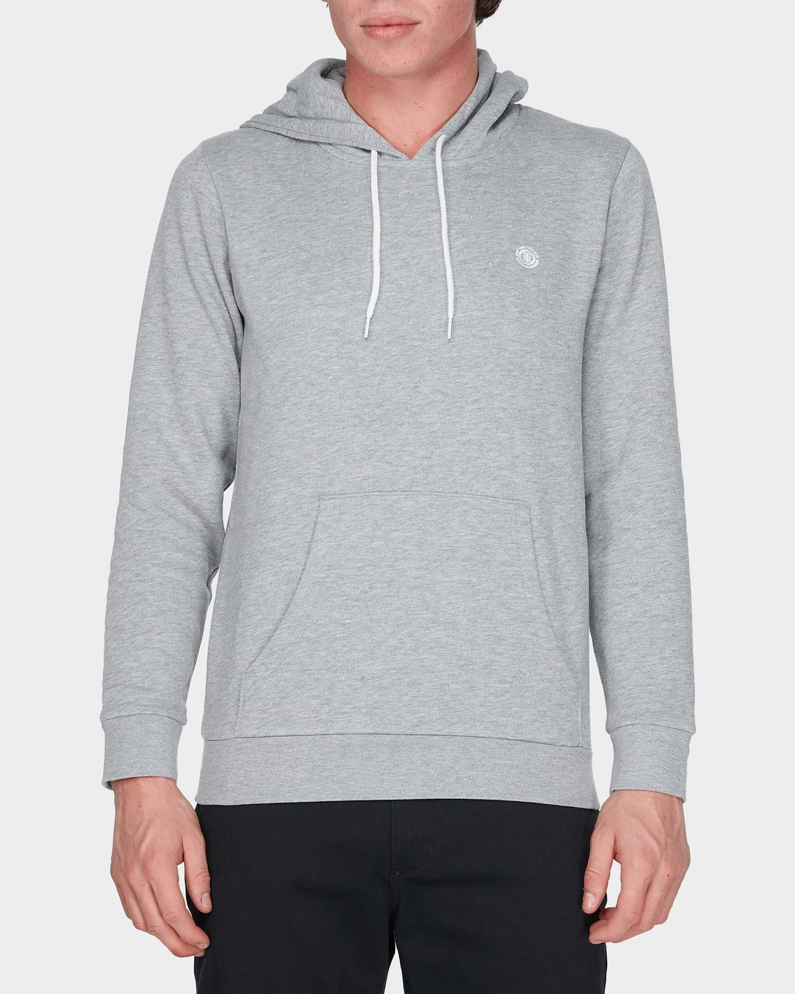 0 Cornell Classic Hoodie Grey 176303 Element