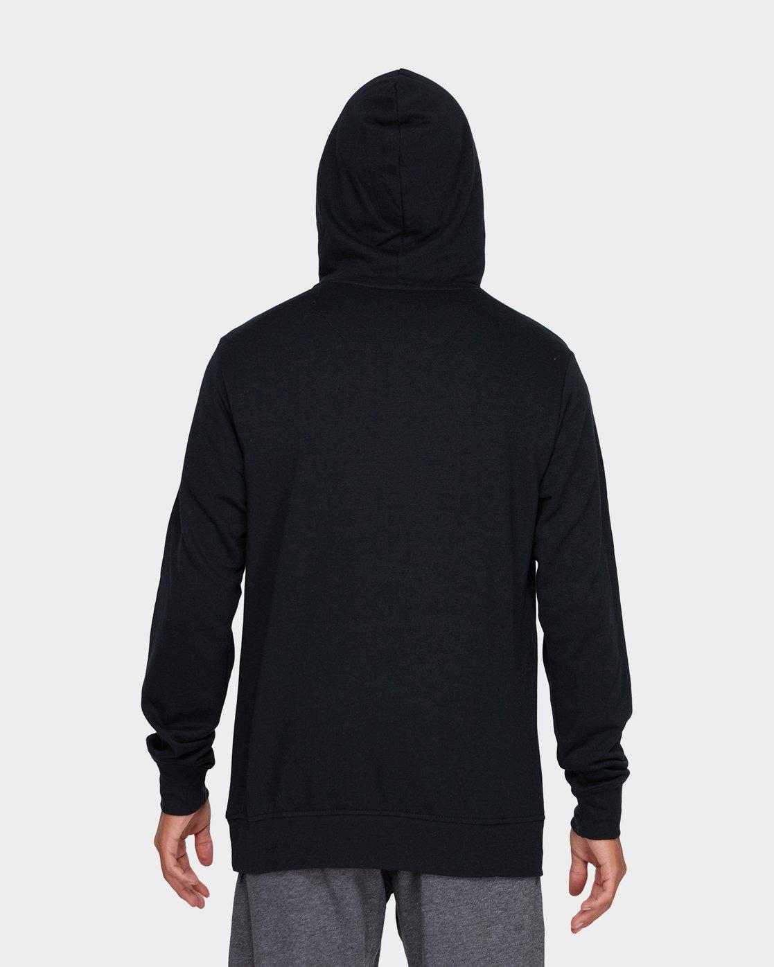 3 Cornell Classic Hoodie Black 176303 Element