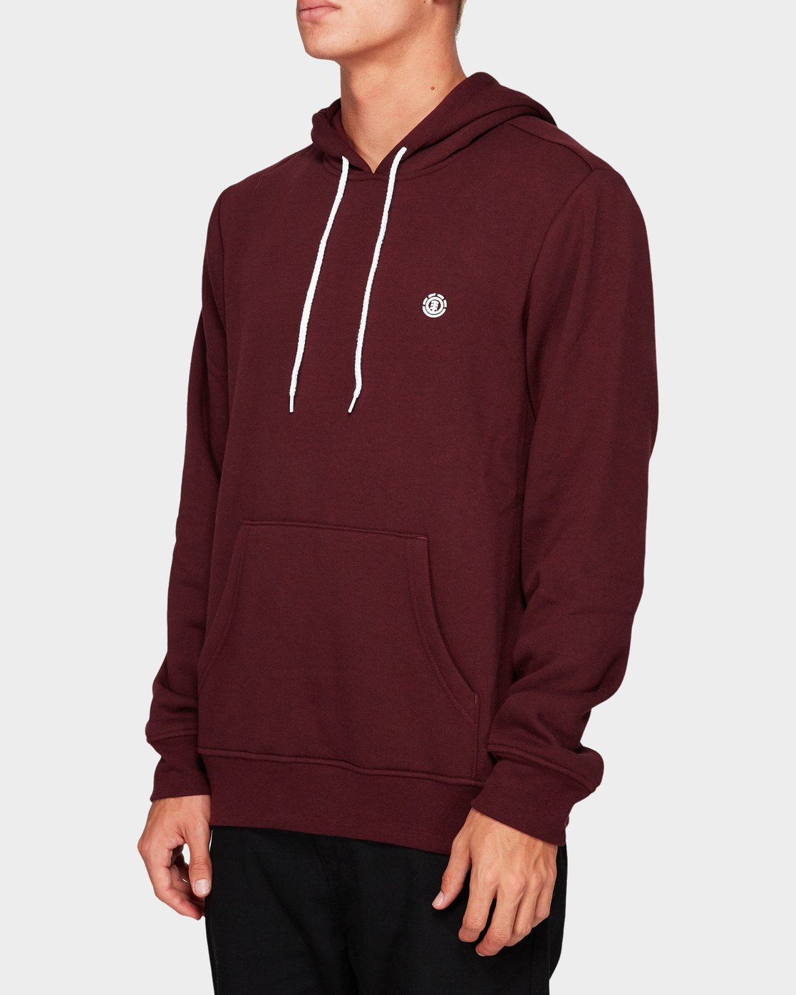 1 Cornell Classic Hoodie Red 176303 Element