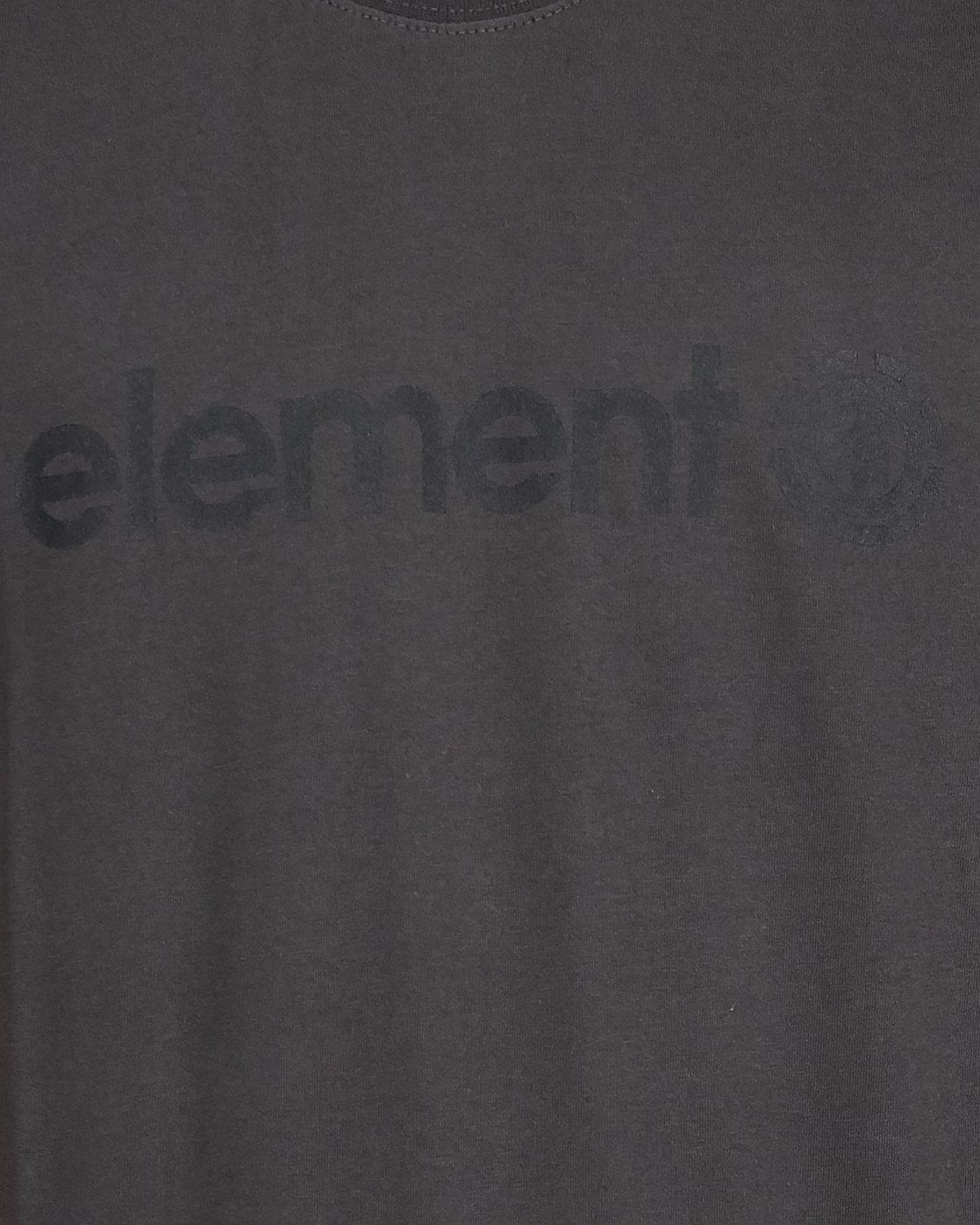 5 HORIZON SHORT SLEEVE TEE Black 183001 Element