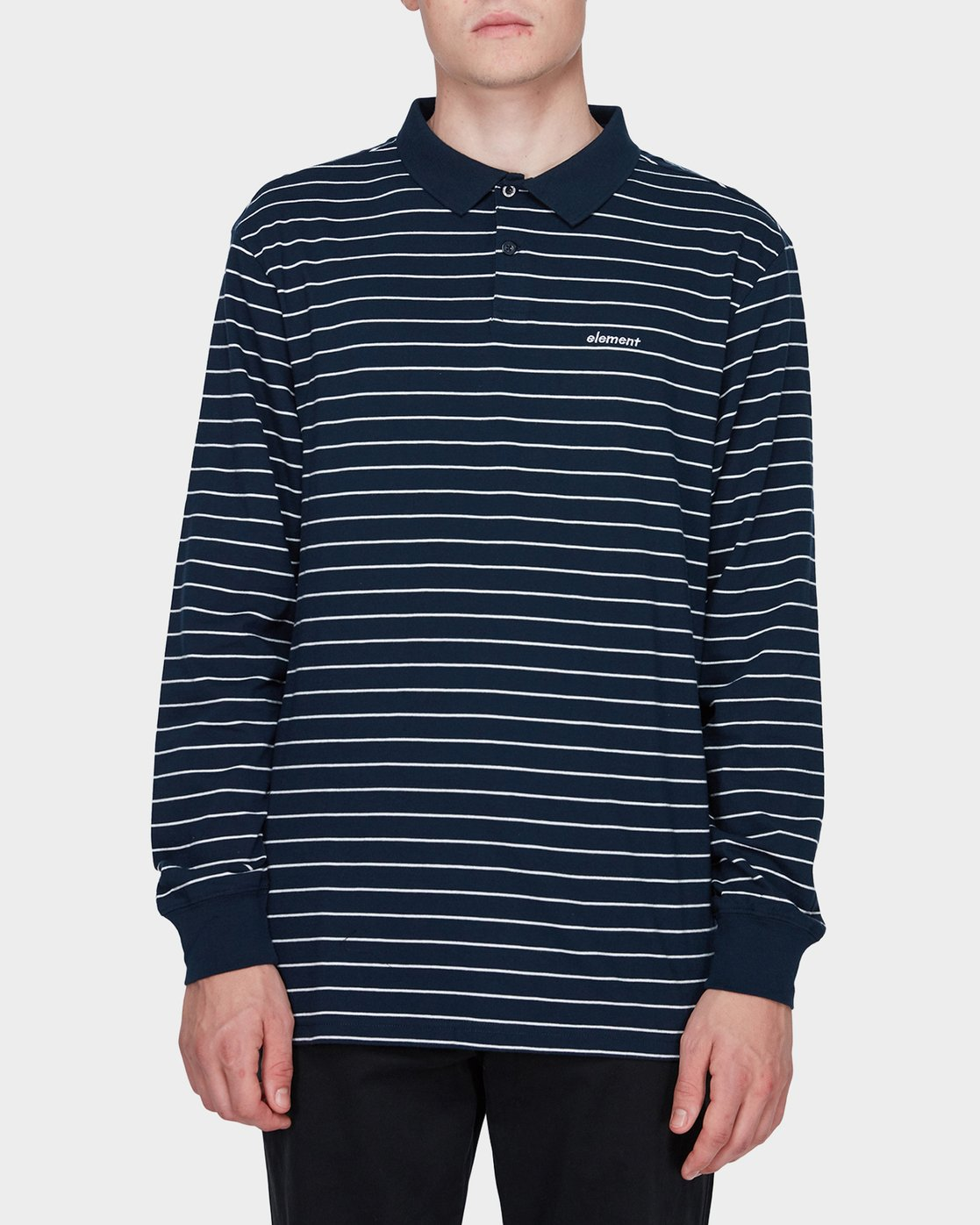 0 MIDNIGHT LS POLO  183152 Element