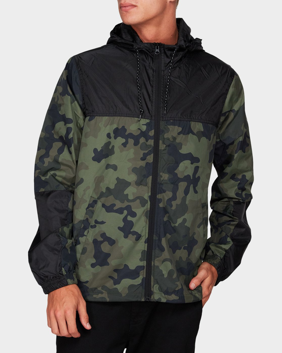 0 Alder Travel Well Jacket Camo 183451 Element