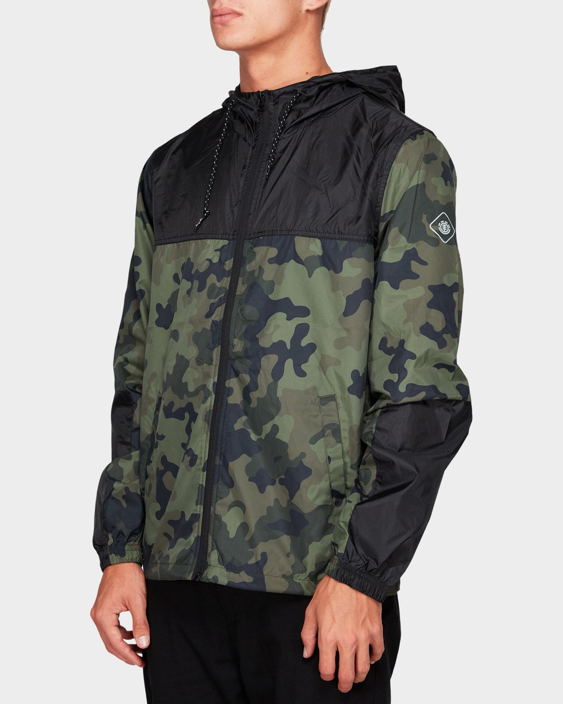 2 Alder Travel Well Jacket Camo 183451 Element