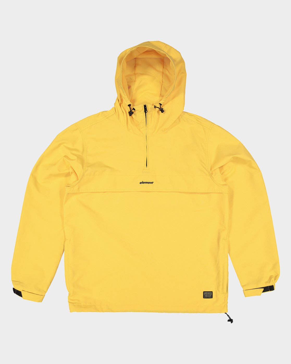 5 Orion Anorak Yellow 183456 Element