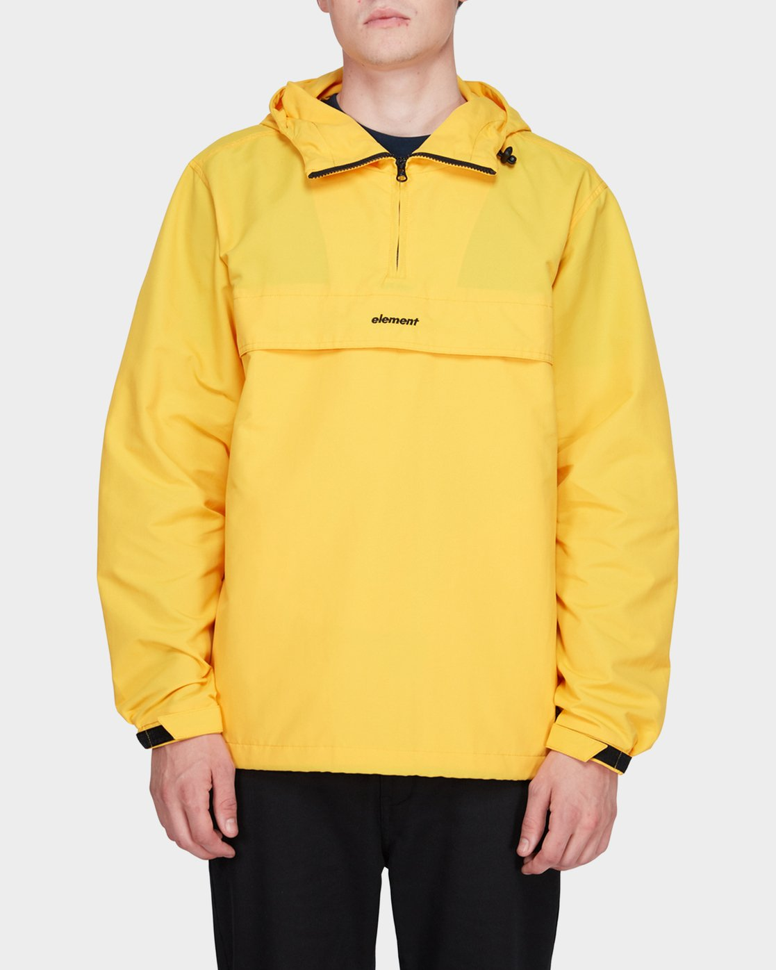 0 Orion Anorak Yellow 183456 Element