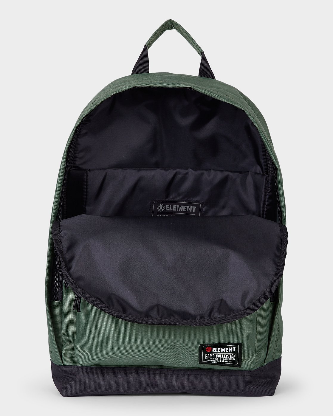 3 Beyond Backpack Green 183483 Element