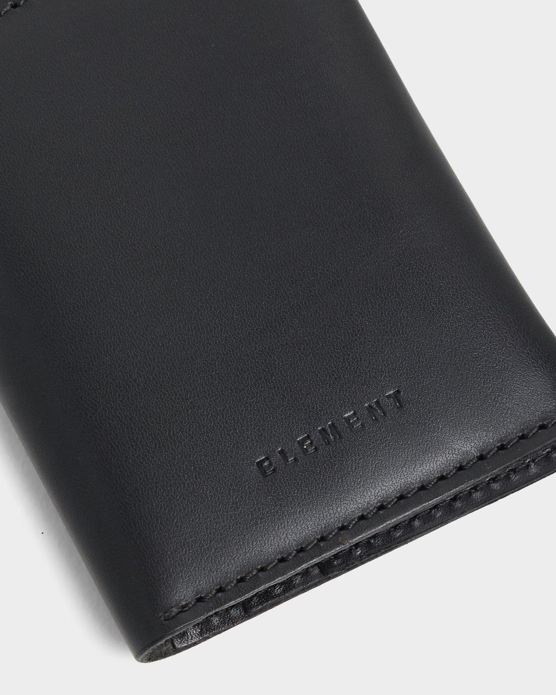 5 Lotus Card Case Black 183571 Element