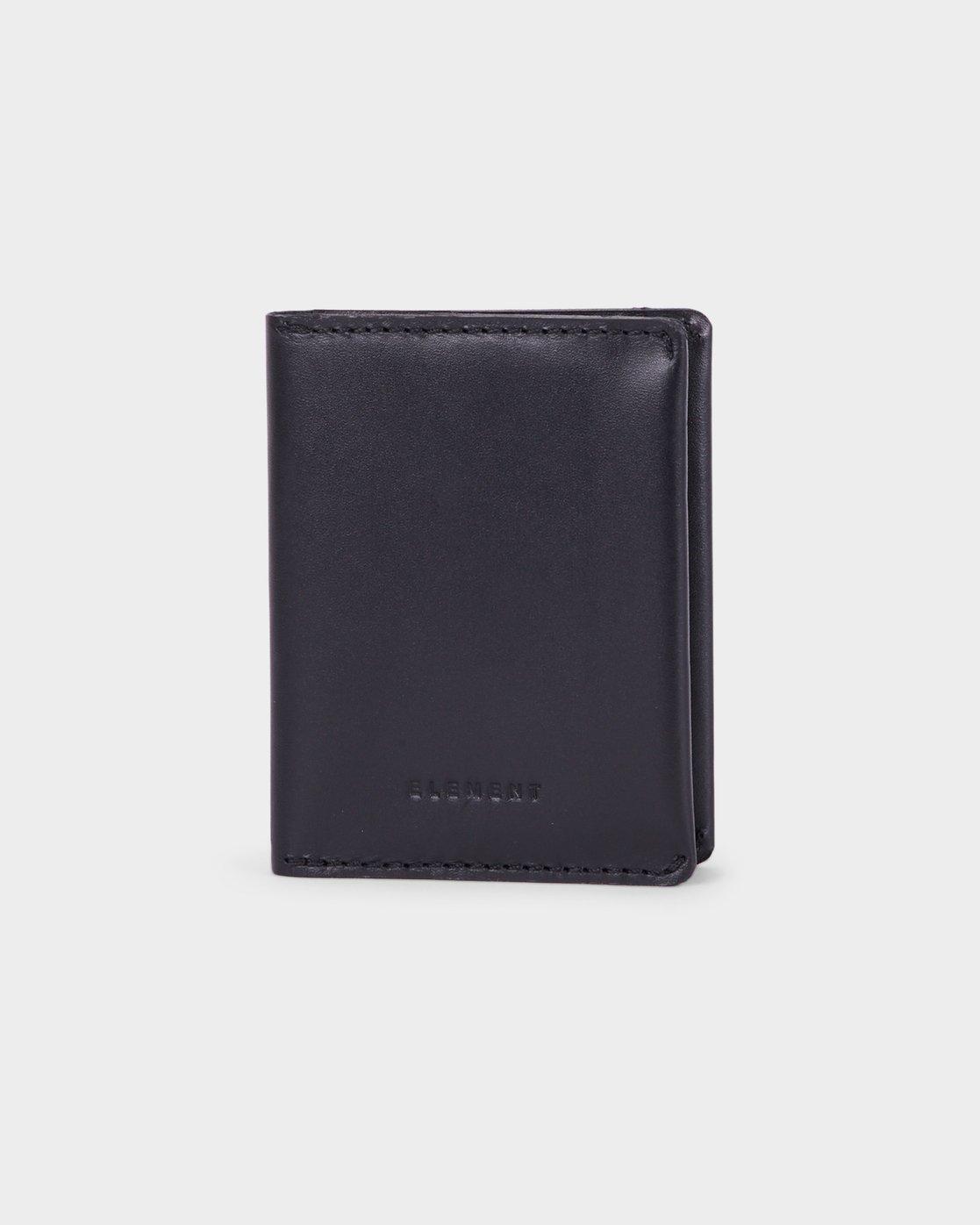 0 Lotus Card Case Black 183571 Element