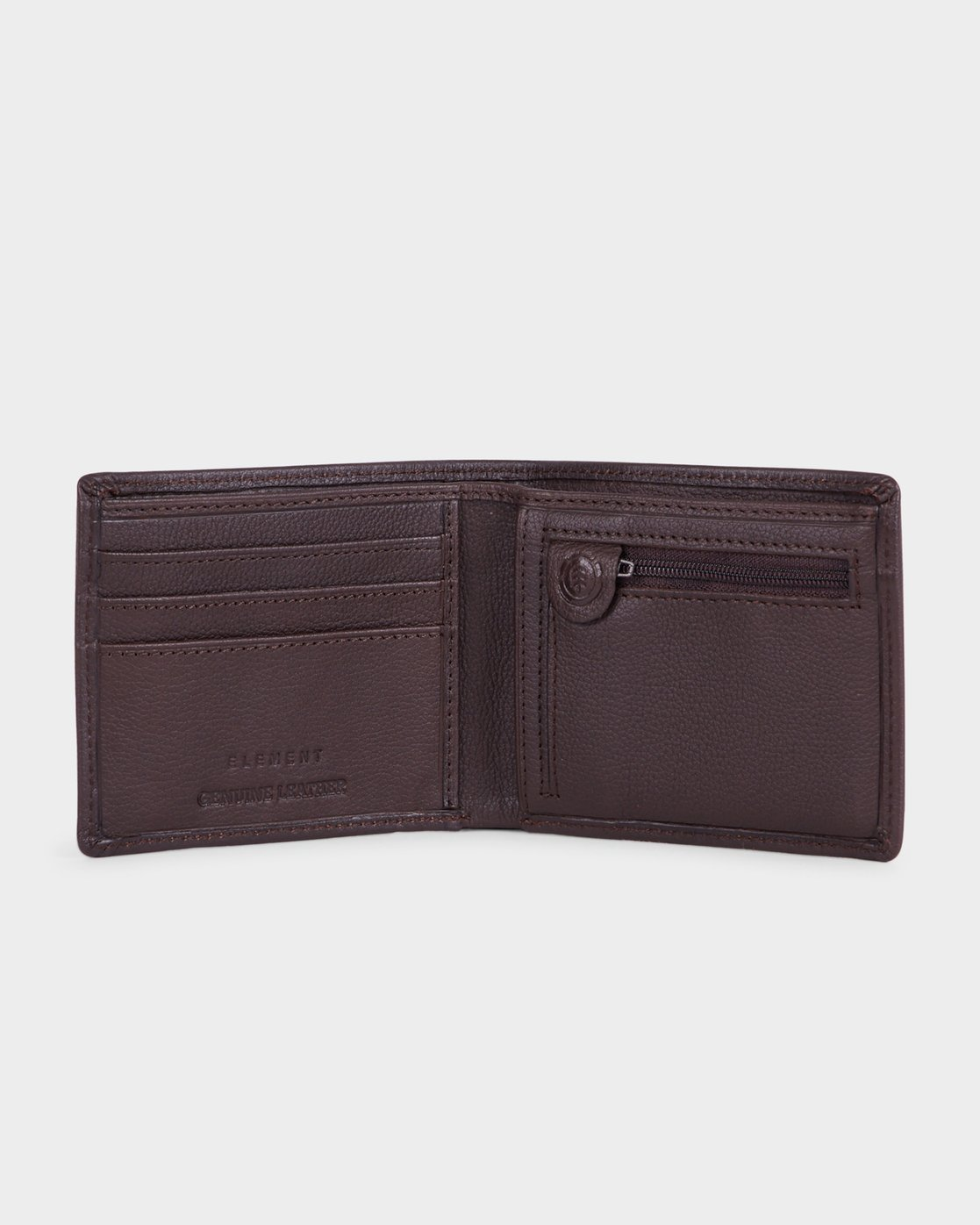 2 ICON WALLET Brown 183573 Element