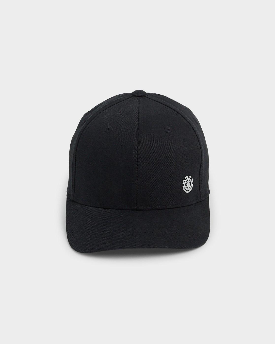 5 Sideline Cap Black 183602 Element